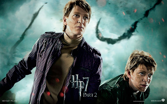 Harry Potter And The Deathly Hallows Part 2 Wallpaper 9