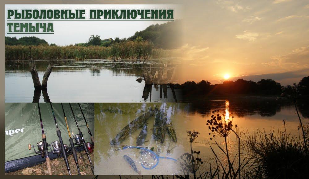 Рыболовные приключения Тёмыча