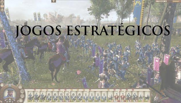 JOGOS ESTRATÉGICOS