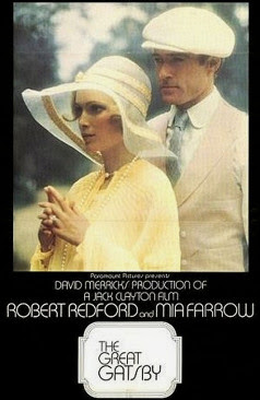 the great gatsby, 1974, robert redford