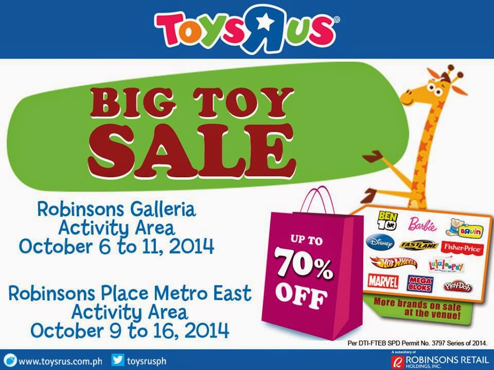 Toys R Us Big Toy Sale, toy sale, Toys r us