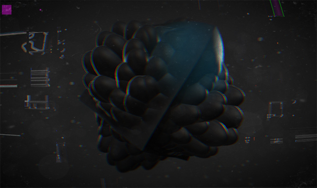 holon - hold on (webgl demo made with cables gl) - Volterock Anomalous