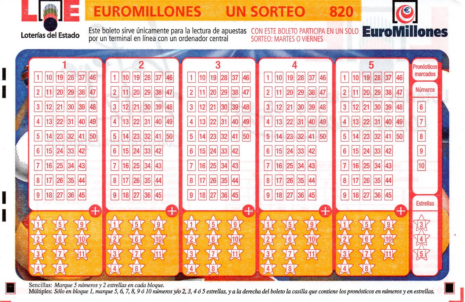 Benidorm all year round.: EuroMillions Lottery - play in Benidorm