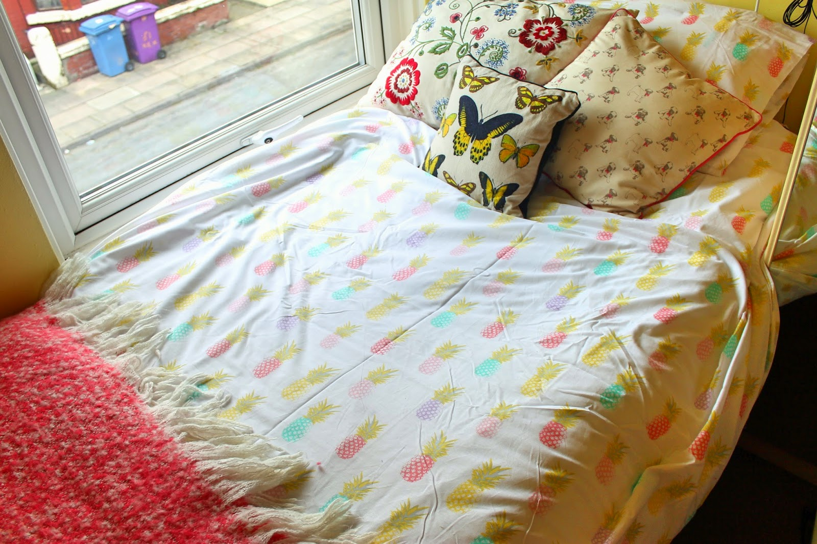 Primark pineapple bedding