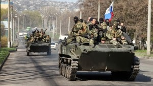 Pertempuran di Ukraina Timur Pecah, Amerika Siapkan Bantuan Militer