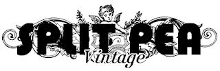 Split Pea Vintage Logo