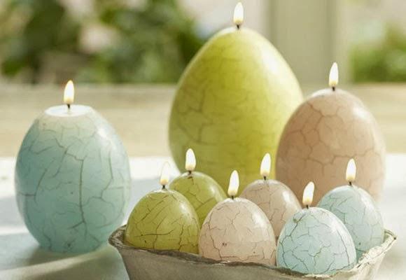 Decoracion de Pascuas, Centros de Mesa, parte 2