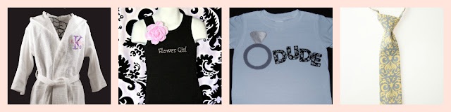 Ring Bearer and Flower Girl Clothing