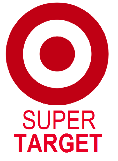 Foot Supermarket Chain Logo Minnesota's target chain spun