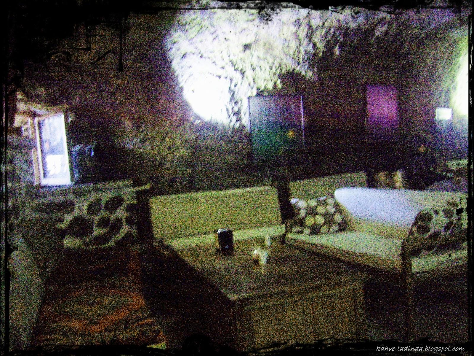 ... beğendim.Yolunuz düşerse Konya-Sille'ye kafenin ismi Kozana Cafe