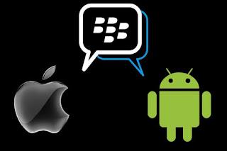 BlackBerry Messenger (BBM) untuk Android Kini Tersedia