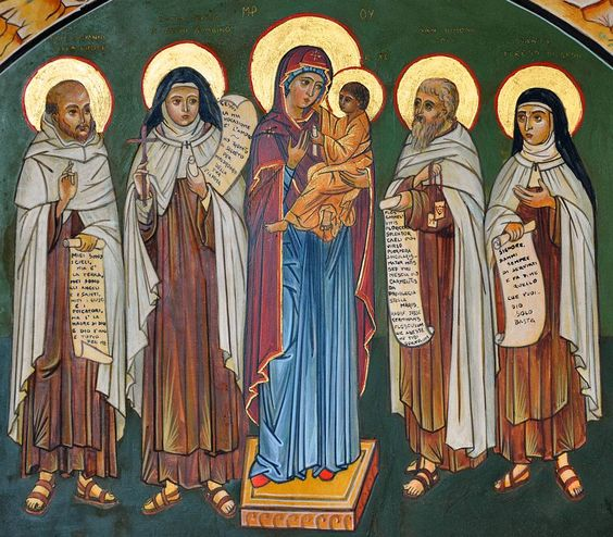Santos Carmelitas
