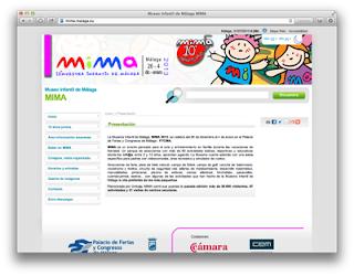 Web MIMA