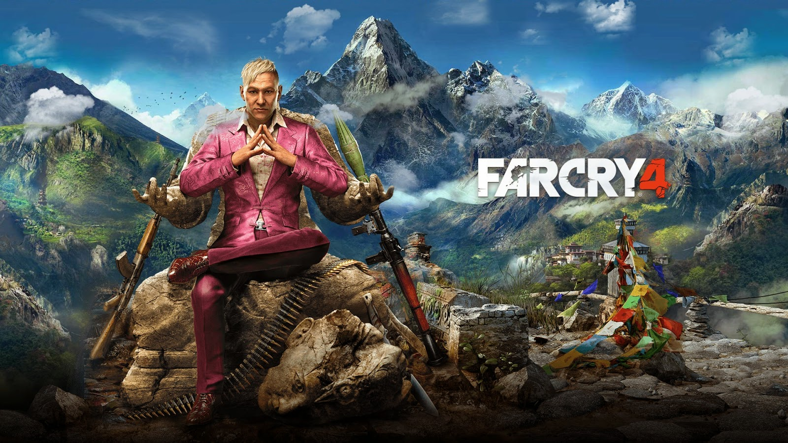 Usuarios de Far cry 4 inadvertidamente admiten tener una copia pirata del juego