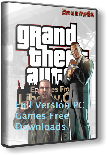 GTA 4 Full Version Game Free Download for the PC