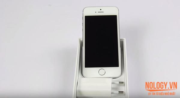 Iphone 5s chưa active