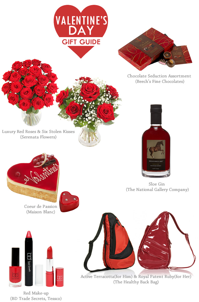Valentines Day Gift Guide DB Reviews