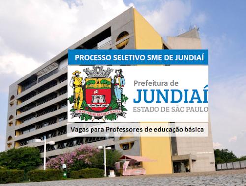 Apostila Prefeitura de Jundiaí (SP) PEB I - Professor de Educação Básica