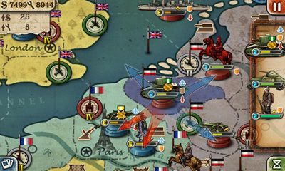 European War 3 free download for Android and Smartphones