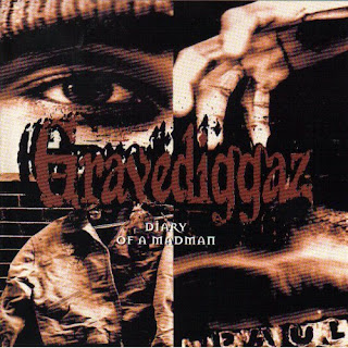 Gravediggaz – Diary Of A Madman (CDS) (1994) (320 kbps)