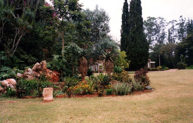 KENIA; la casa de Karen Blixen en Nairobi
