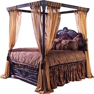 antique furniture and canopy bed canopy bed curtains