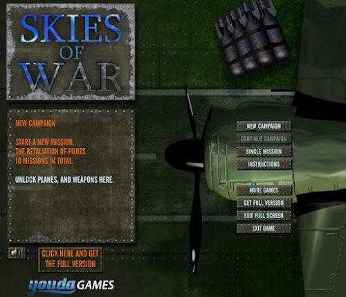 Jogar Online Skies of War