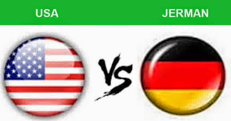 Prediksi Skor Pertandingan Penentuan Babak Penyisihan Group G Amerika Serikat Vs Jerman