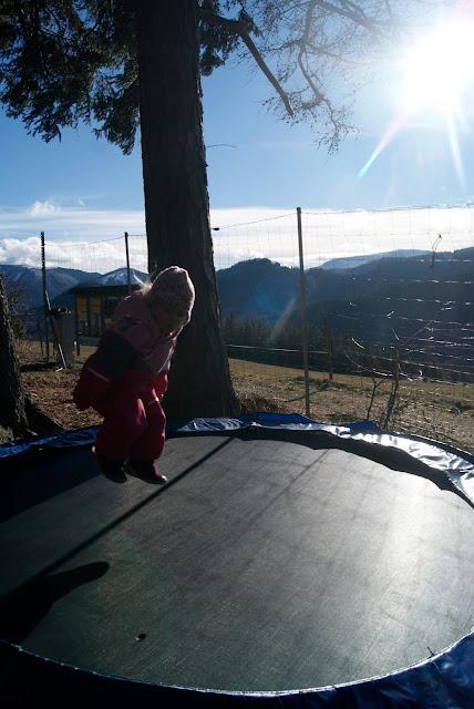 Winterurlaub mit Kleinkind in Semmering