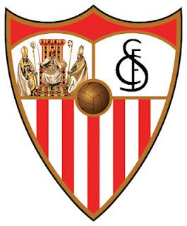 Logo Klub Sepakbola Sevilla Liga Spanyol