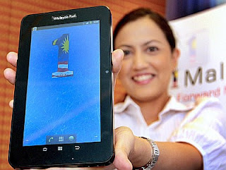 tablet 1malaysia pad