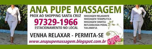 Ana Pupe Massagista