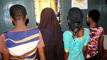 girls raped ibadan