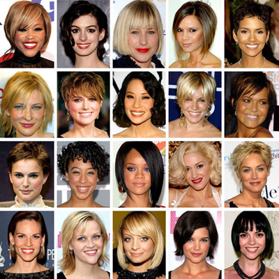 celebrity short curly hairstyles. short curly hairstyles.