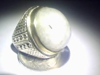 Jual batu cincin biduri bulan