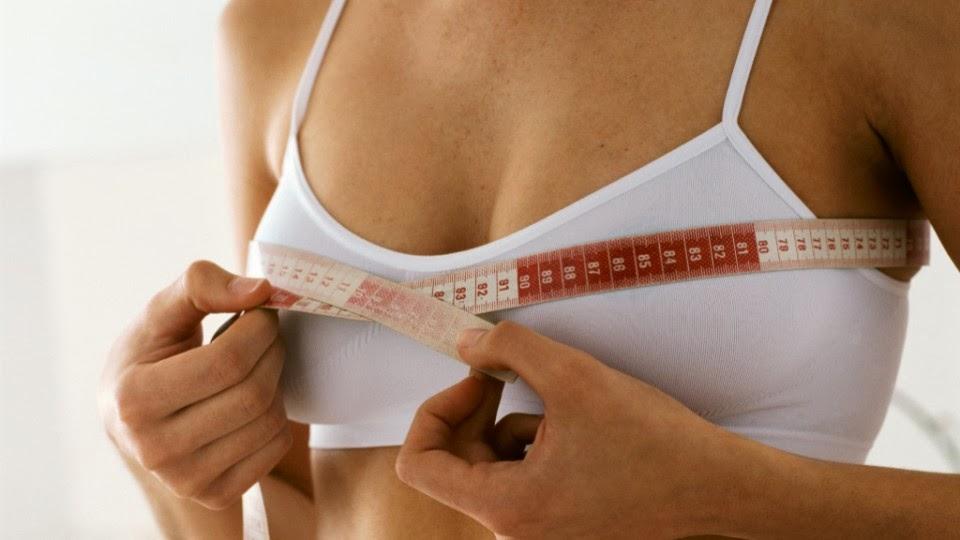 Школьница до и после увеличения груди в одежде