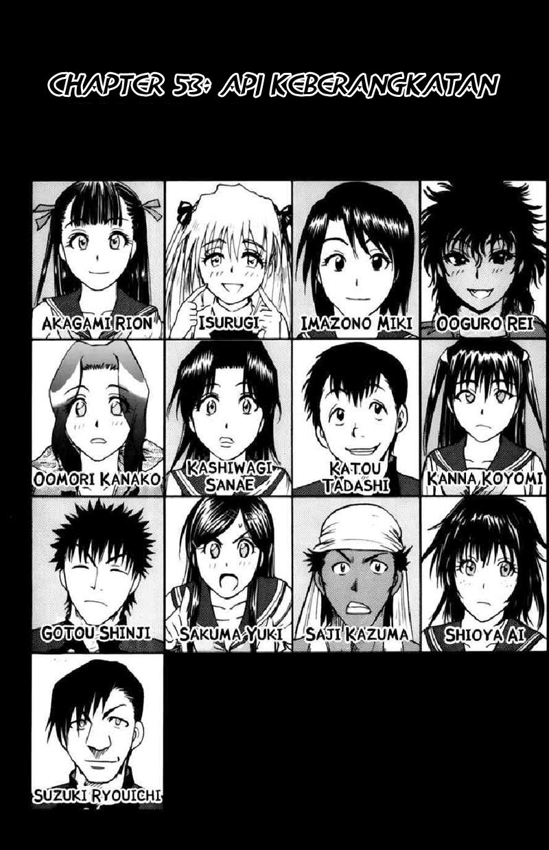 Komik cage of eden 053 - api keberangkatan 54 Indonesia cage of eden 053 - api keberangkatan Terbaru 1|Baca Manga Komik Indonesia|