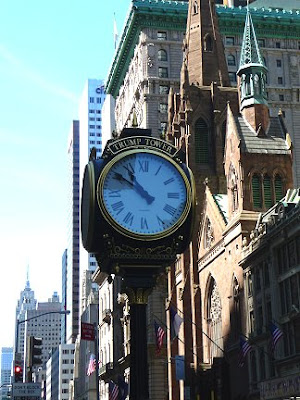 Orologio Trump Tower New York