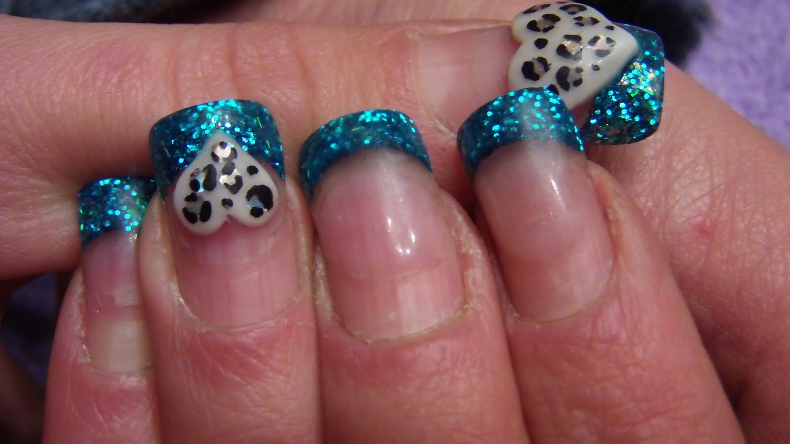 Underthelilyshadow when do your nails need an infill solutioingenieria Image collections