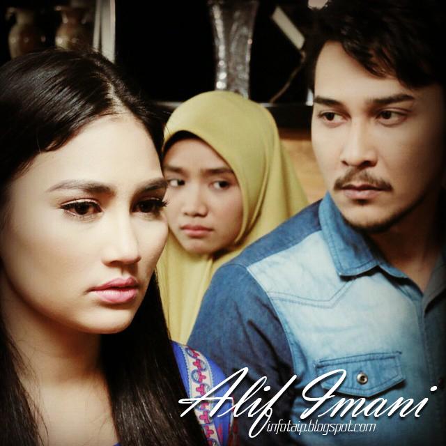 Alif Imani TV9