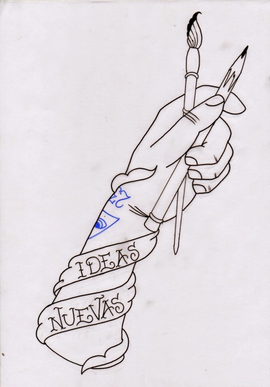 Well-known André Rodrigues Tattoo: Como eu crio os desenhos de tatuagem para  NS29