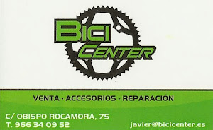 Bici Center Orihuela