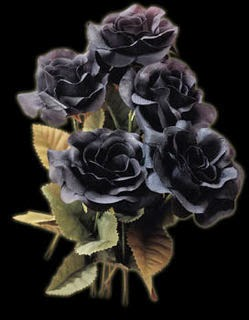 Black Flowers, part 3