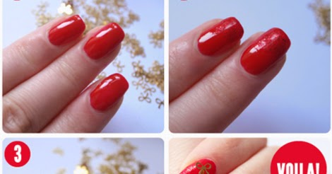 Bow Style Nail Art Tutorial Entertainment News Photos Videos