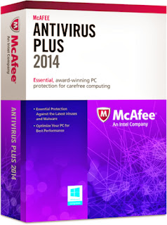McAfee Antivirus Software Free Download 2014
