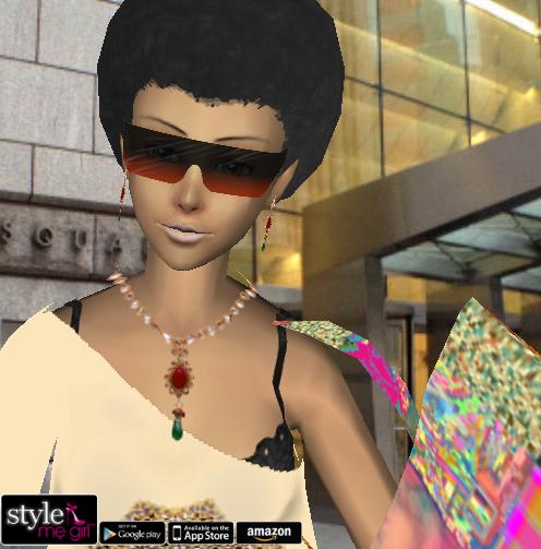 Style Me Girl Level 6 - Rachel - Boho