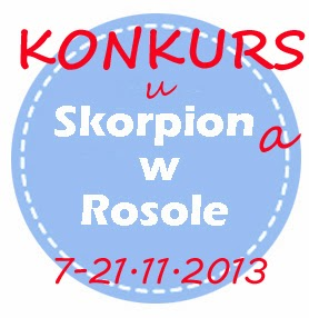 KONKURS U SKORPIONA W ROSOLE