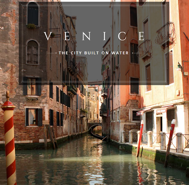 Experience VENICE now!