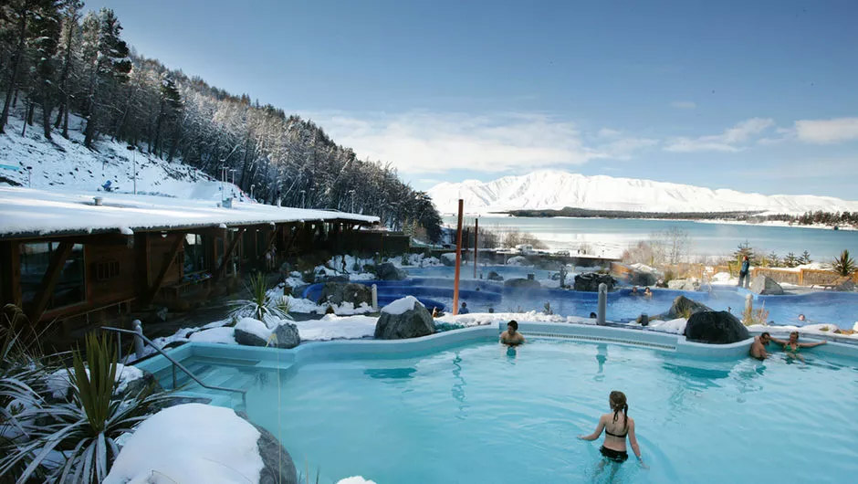 Tekapo Springs, Popular and Fast Rising Health Tourism Destinations