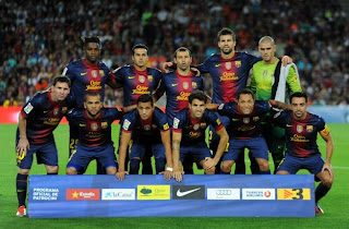 موعد وتوقيت مباراة برشلونة وبايرن ميونخ والقنوات الناقلة المفتوحة والمشفرة مباشرة الثلاثاء 23-4-2013